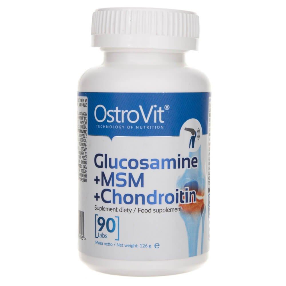 condroitin de glucozamină