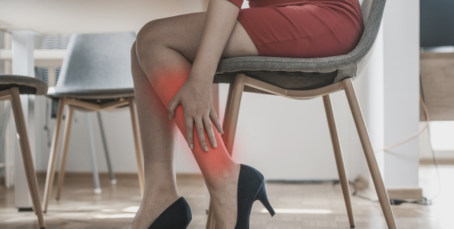 articulație dureroasă a picioarelor deasupra
