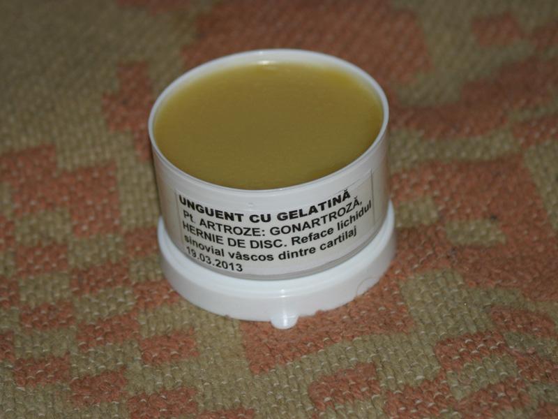 Tratamentul artrozei cu gelatină comestibilă - Tratament articular cu gelatină comestibilă