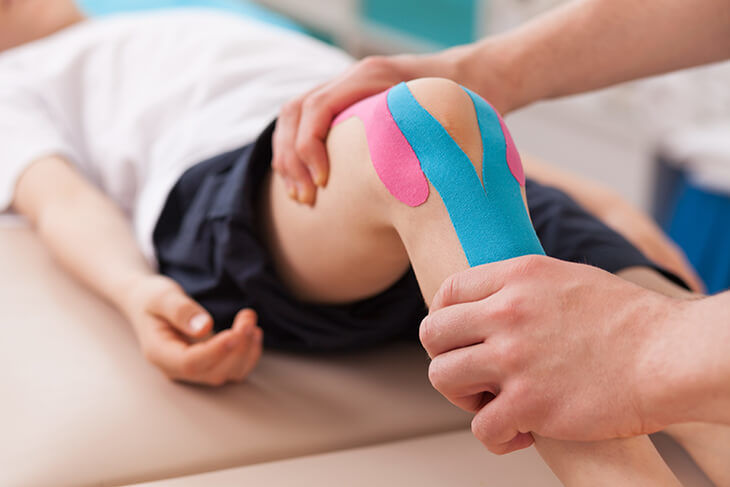tratamentul articulației claviculare