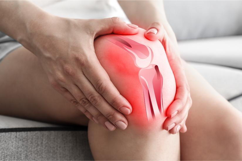 artroza articulațiilor intervertebrale cauza genunchiului rece și tratament