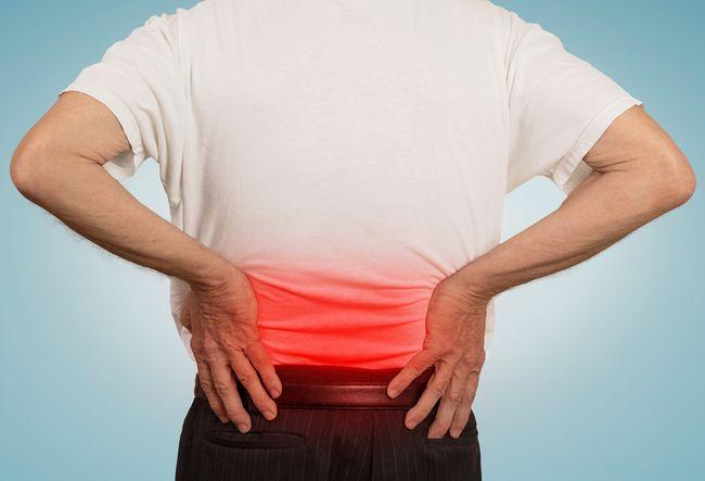 Osteocondroza cronică a articulațiilor picioarelor