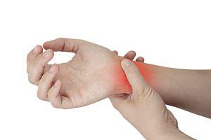 dureri la încheietura mâinii datorate traumatismelor