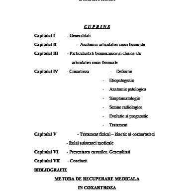 tratamentul actual al artrozei comprimate paracetamol dureri articulare