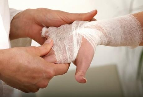bandaj la încheietura mâinii de la răni cauzele articulațiilor artritei