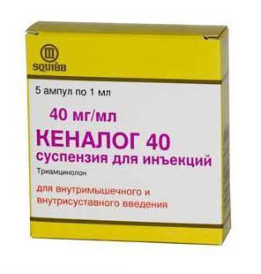 medicamente hormonale pentru osteochondroză