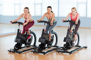 bicicleta de exercitii pentru tratamentul artrozei