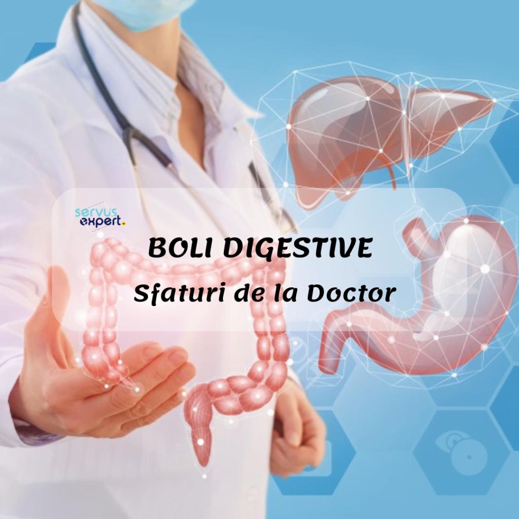 boli ale sistemului digestiv și dureri articulare