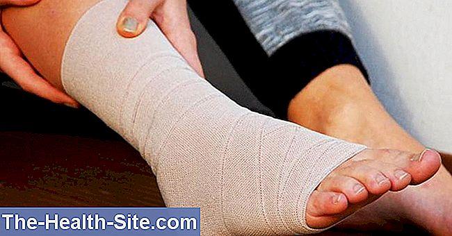 cum se poate vindeca o vătămare a gleznei dureri articulare severe decât tratarea pastilelor