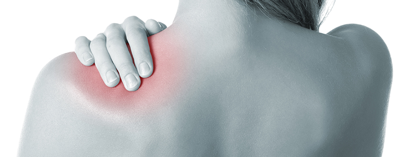 dureri articulare cu o fractură a gâtului umărului