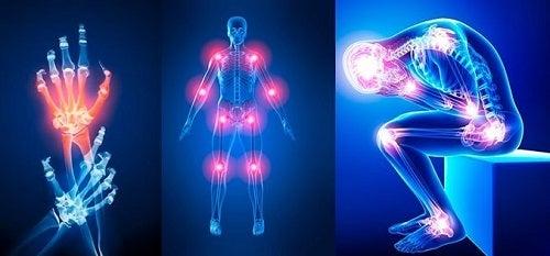 măcinarea de durere în articulații tratamentul bolilor de șold