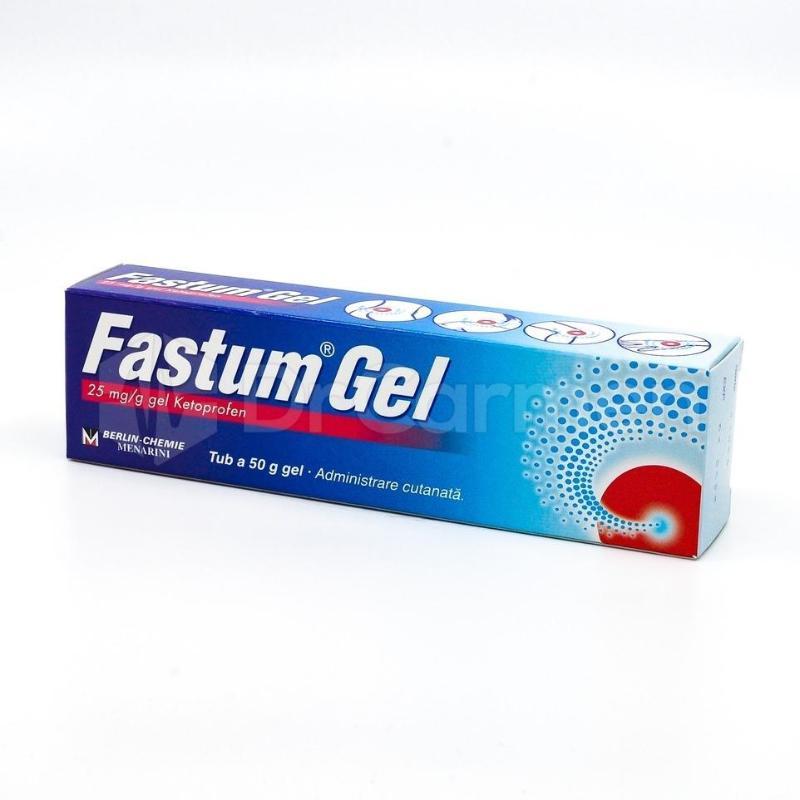 pentru dureri articulare fastum gel