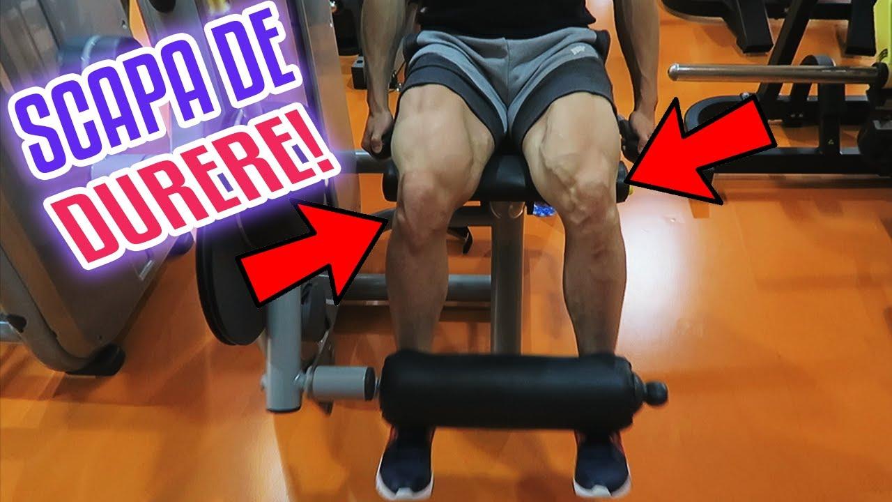 Dr. Vlad Predescu - cauzele durerilor de genunchi | tehnicolor.ro