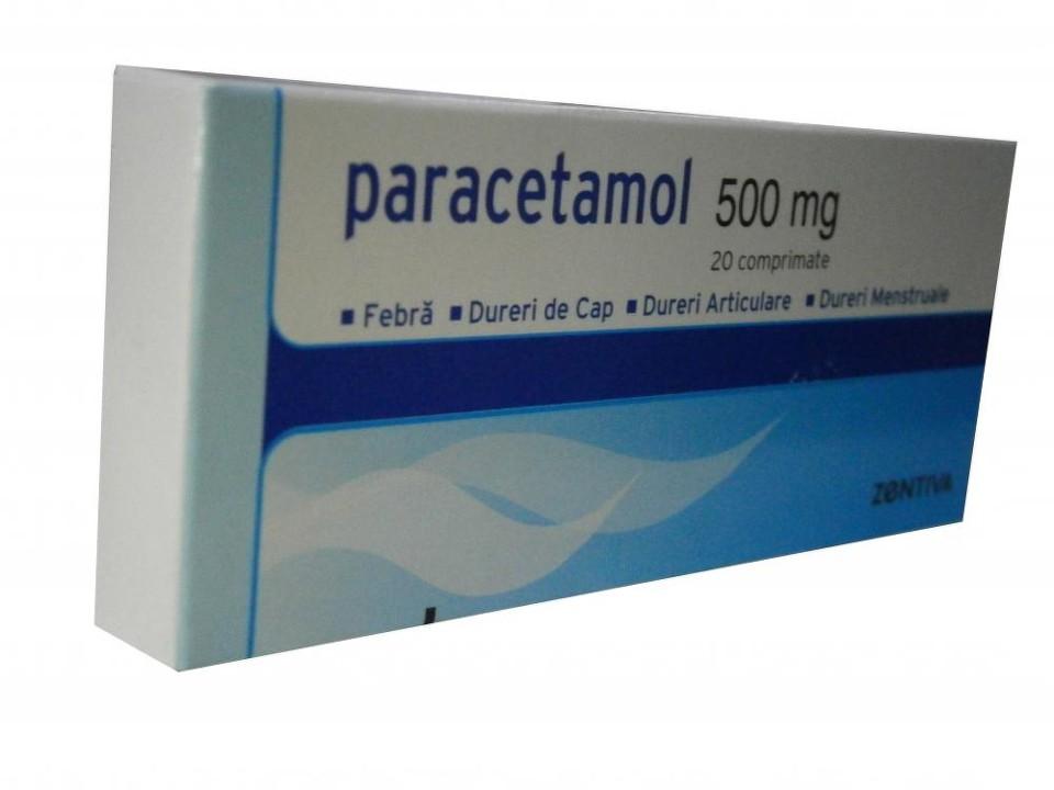 Paracetamolul, subutilizat in tratatamentul medicamentos al gonartrozei