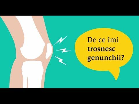 curbura genunchiului după accidentare