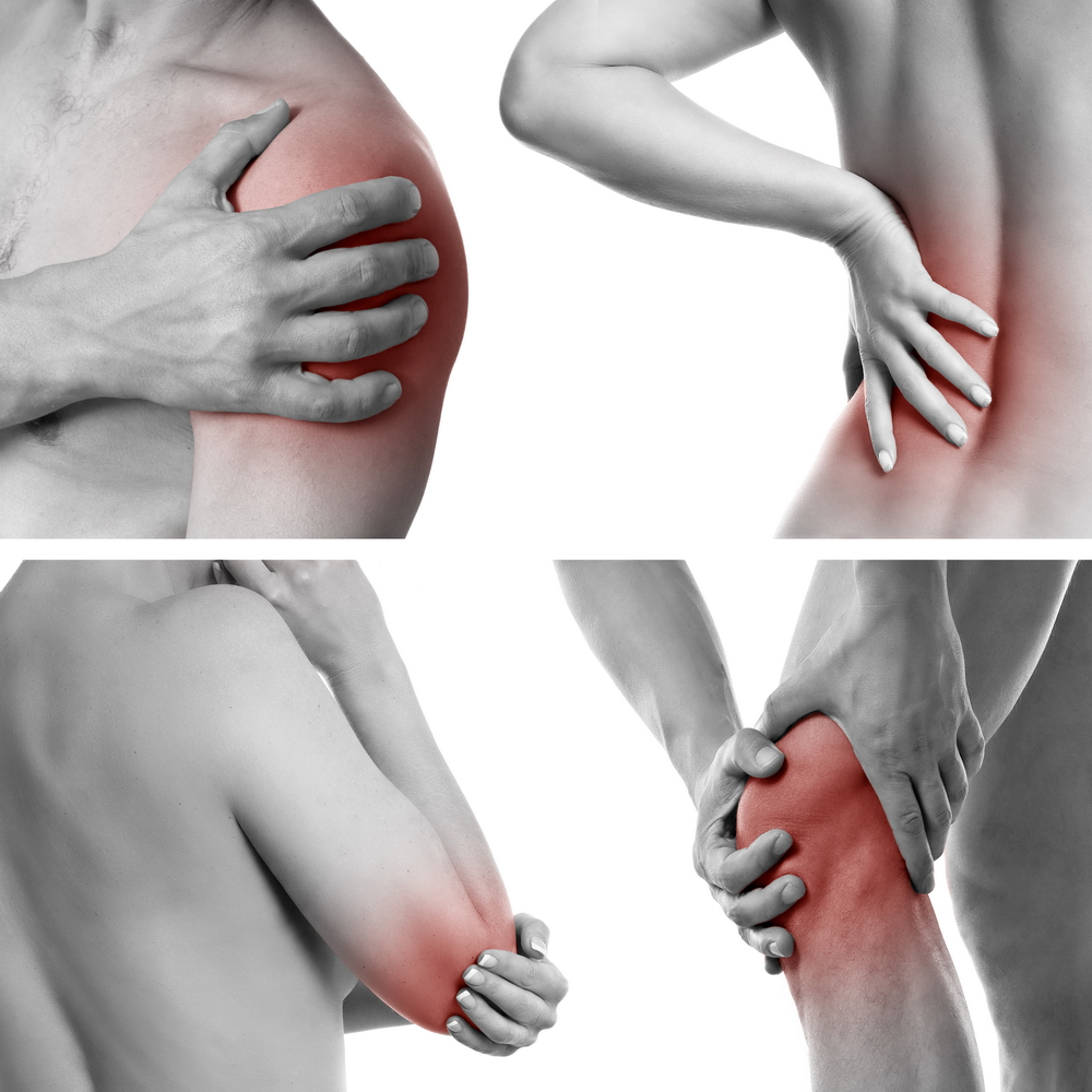 articulațiile pe picior și mâna doare