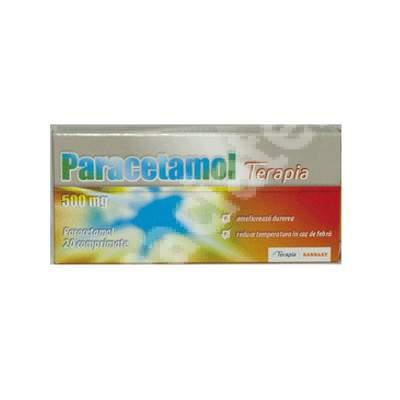 paracetamol pentru dureri articulare