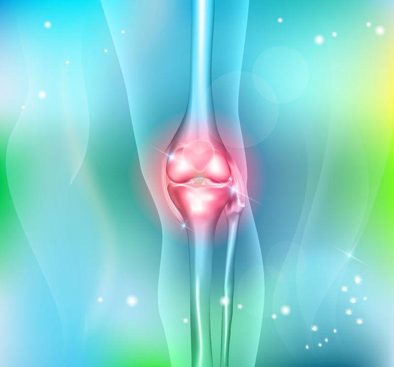 r-semne ale artrozei genunchiului